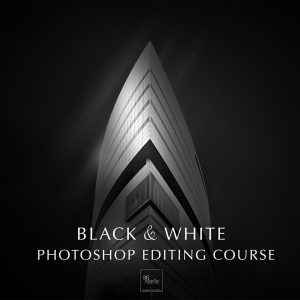BLACK & WHITE PHOTOSHOP EDITING COURSE